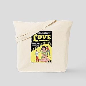 Love Journal #16 Tote Bag