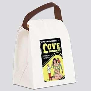 Love Journal #16 Canvas Lunch Bag