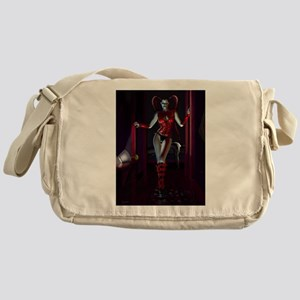 Embraced Messenger Bag