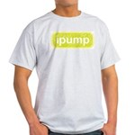 ipump Ash Grey T-Shirt