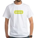 ipump White T-Shirt