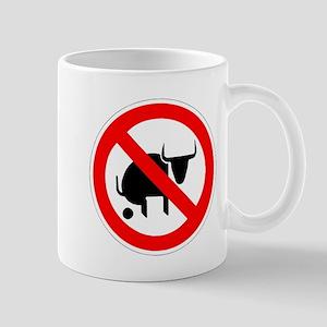 No Bullshit Mug