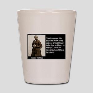 Harriet Tubman Shot Glass