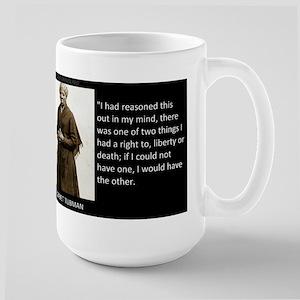 Harriet Tubman Large Mug