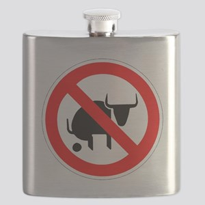 No Bullshit Flask