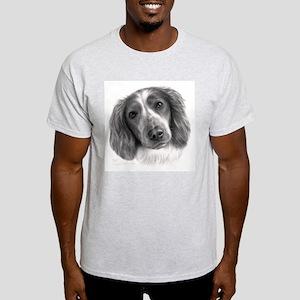 Welsh Springer Spaniel Ash Grey T-Shirt