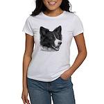 Border Collie Women's T-Shirt
