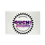 Fibromyalgia Hurts Rectangle Magnet (10 pack)