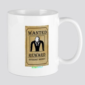 Slender Wanted Mug