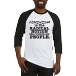 Feminism Radical Notion Baseball Jersey