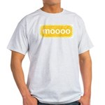moooo Ash Grey T-Shirt