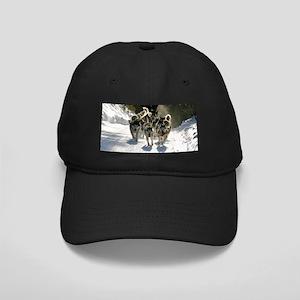 Team Quinault Black Cap
