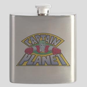 captain planet Flask