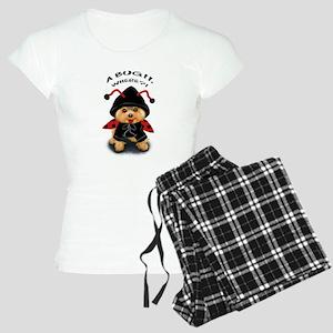 Lady bug Women's Light Pajamas