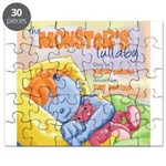 Monsters Lullaby Puzzle