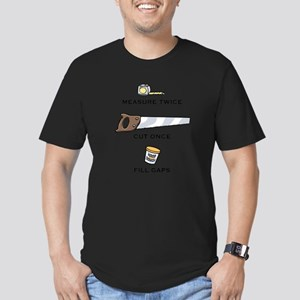 measure-putty-LTT T-Shirt