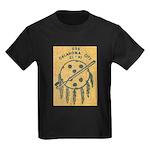 USS OKLAHOMA CITY Kids Dark T-Shirt
