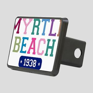 Myrtle Beach 1938 Rectangular Hitch Cover
