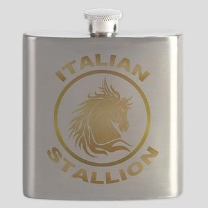 Italian Stallion Flask