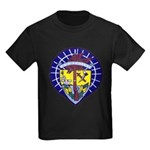 USS ORISKANY Kids Dark T-Shirt