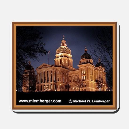 Iowa Capital Mousepad