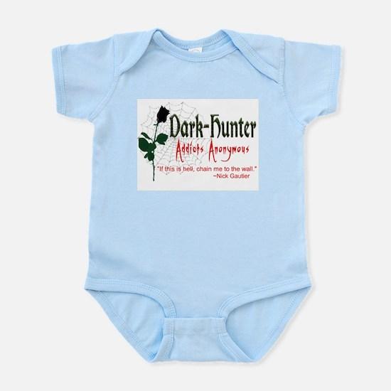 DH Addicts Anonymous Infant Bodysuit