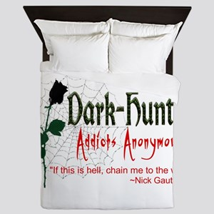 DH Addicts Anonymous Queen Duvet