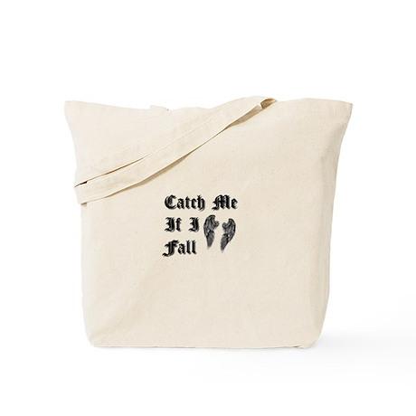 Catch Me If I Fall Tote Bag
