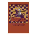 The Knight Postcards (Package of 8)