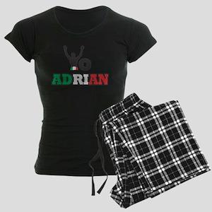 Yo Adrian Women's Dark Pajamas