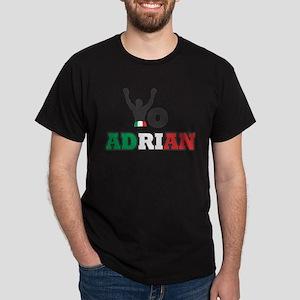 Yo Adrian Dark T-Shirt