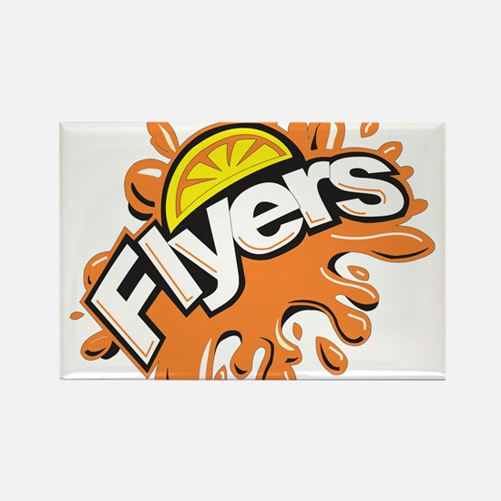 Flyers Crush Rectangle Magnet