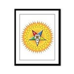 OES In the Sun Framed Panel Print