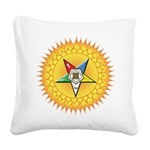OES In the Sun Square Canvas Pillow