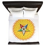 OES In the Sun King Duvet