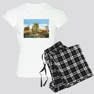 Vintage Birmingham Women's Light Pajamas