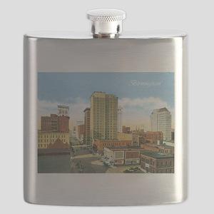 Vintage Birmingham Flask