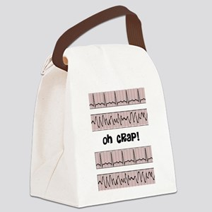 oh crap cell phone cases CP Canvas Lunch Bag