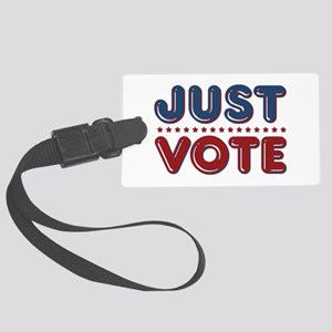 Just VOTE Large Luggage Tag