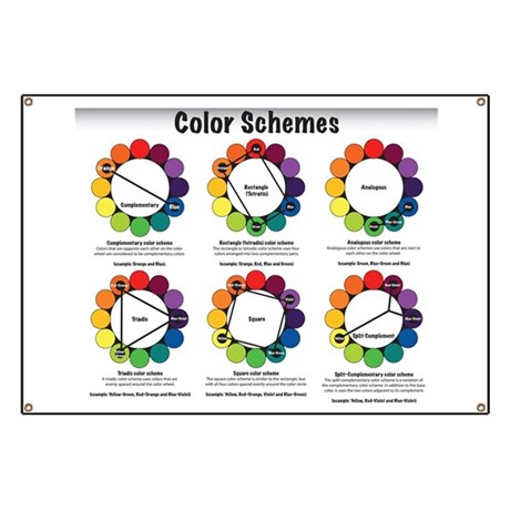 Color Wheel Scheme To Coordinate Your Clothes By Jqahall