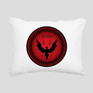 Styxx Symbol Rectangular Canvas Pillow