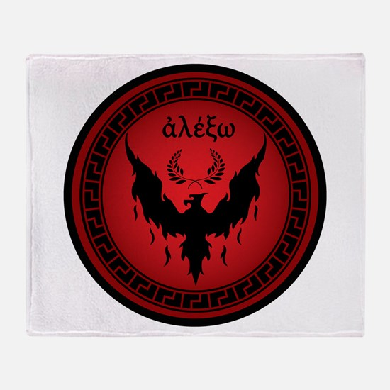 Styxx Symbol Throw Blanket