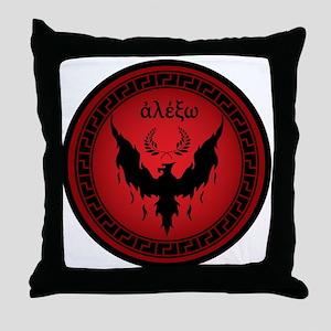 Styxx Symbol Throw Pillow
