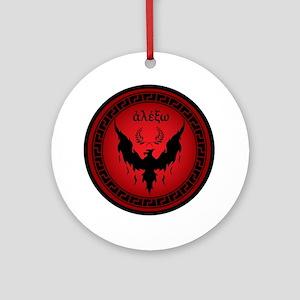 Styxx Symbol Ornament (Round)