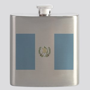 Flag of Guatemala Flask