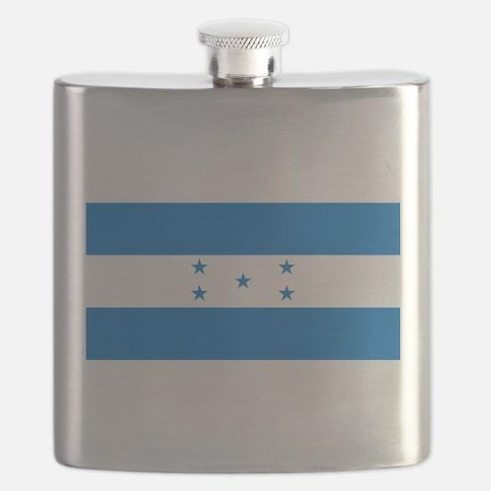 Flag of Honduras Flask