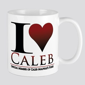 I Heart Caleb Mug