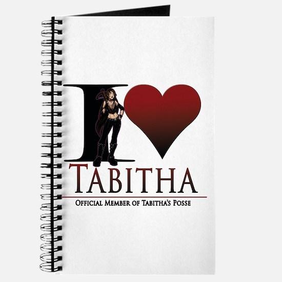 I Heart Tabby Journal