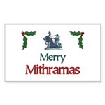 merryMithramas Sticker (Rectangle 10 pk)