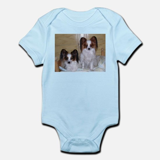 Papillions! Infant Bodysuit